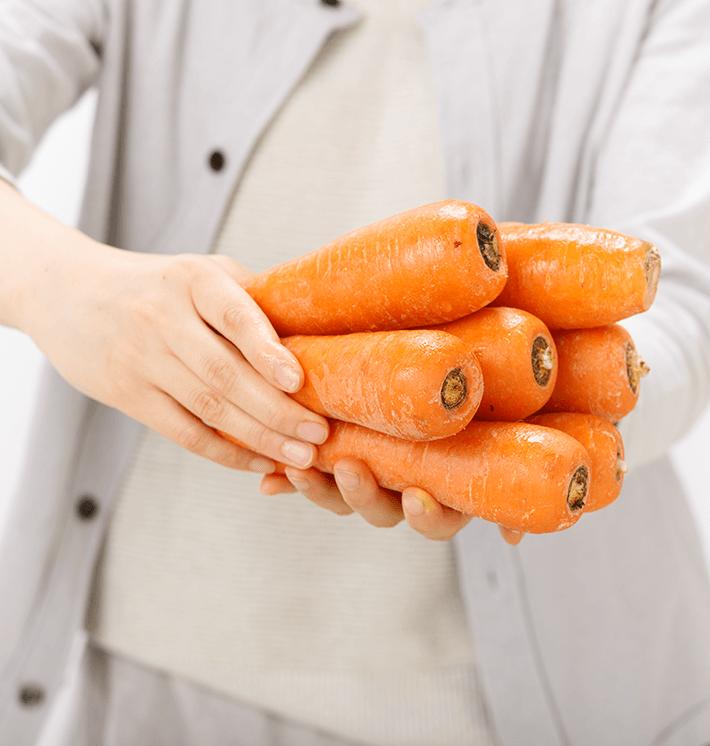 【お得な定期購入】ジュース用にんじん(9kg)
